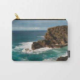 Oahu Hawaii V Carry-All Pouch