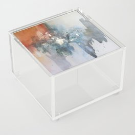 Don't Stop Making Mistakes Acrylic Box