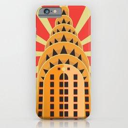 The Chyrsler  iPhone Case