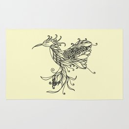 Kolibri Lineart Cream Rug