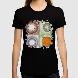 Outjumped Touch Flowers  ID:16165-005620-67491 T-shirt