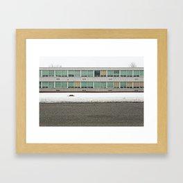 Industry Artifacts 06 Framed Art Print
