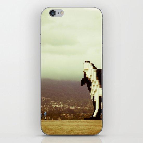 Always here iPhone & iPod Skin
