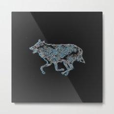Re_wolf Metal Print