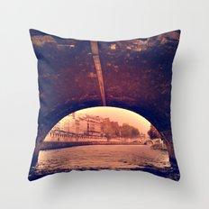 Seine Throw Pillow