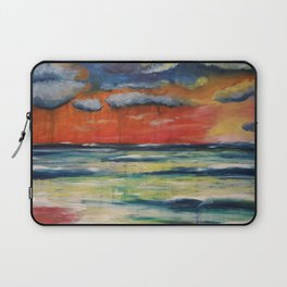 Letting Go Laptop Sleeve