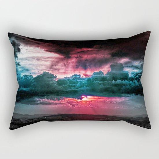 Marvelous earth Rectangular Pillow