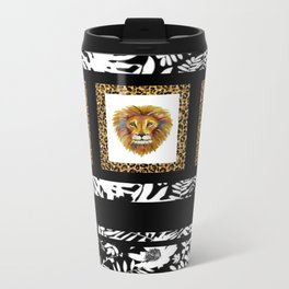 His Majesty Metal Travel Mug