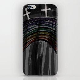 Death of a Rainbow iPhone Skin