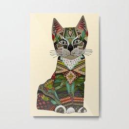 pixiebob kitten cream Metal Print