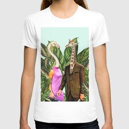 Modern jungle T-shirt
