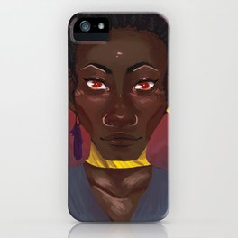 Kravitz iPhone Case