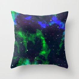 Fantasy Milky Way B Throw Pillow
