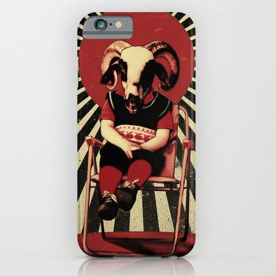 SIT TIGHT iPhone & iPod Case