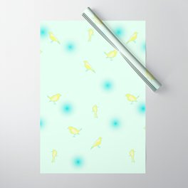 Joy Birds Wrapping Paper