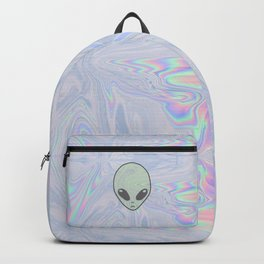 Alien Pastel Backpack