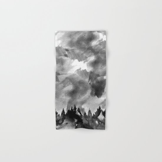 The Black Forest  Hand & Bath Towel