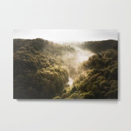 Down Below Metal Print