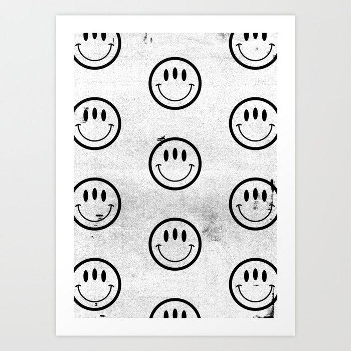 3rd eye (light) Art Print