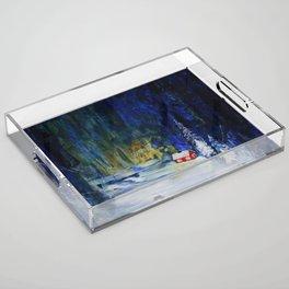 Out alone Acrylic Tray