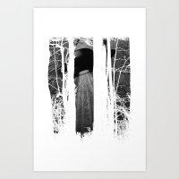 ufo Art Prints featuring ufo by Natasha79