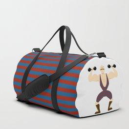 Muscle Man Duffle Bag