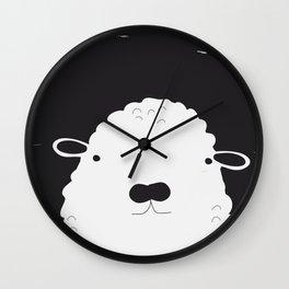 The Sheep Wall Clock