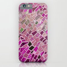 Little Pink Tiles iPhone 6s Slim Case