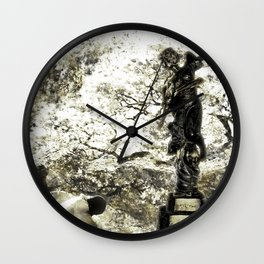 Angela's Sway Wall Clock