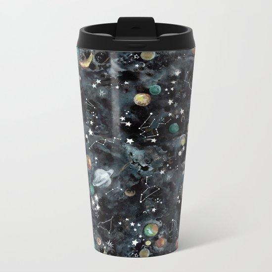 Cosmic Universe Metal Travel Mug