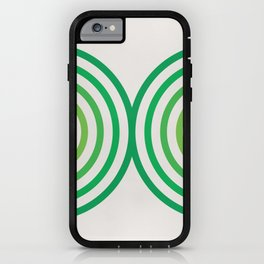Eight - A 1960 Collection Piece iPhone Case