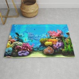 Marine Life Rug