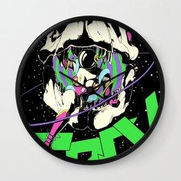 T-REX Color Wall Clock