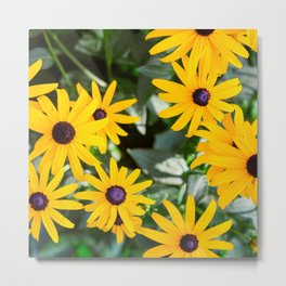 A Sunny Disposition Metal Print