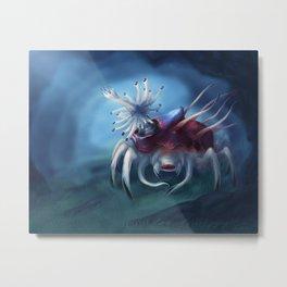 Pale Sea Devil Metal Print