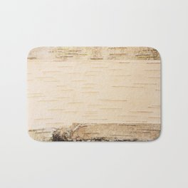 Layers of Birch Bath Mat