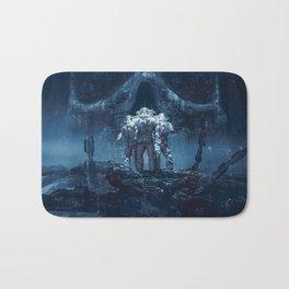 Planet of Doom Bath Mat