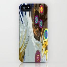 Fu Lu Shou iPhone Case