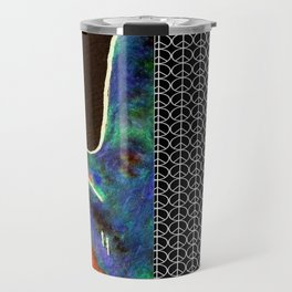 Peace Sign and Symbol Travel Mug