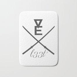 Vexl33t logo Bath Mat