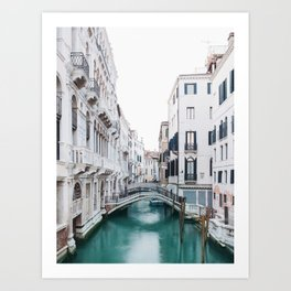 The Floating City - Venice Italy Architecture Photography Art Print
