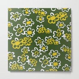flower Metal Print