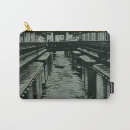 1938 Great Hurricane Flood of the Arcade and Providence, Rhode Island Carry-All Pouch