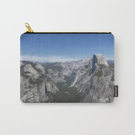 Half Dome from Glacier Point Carry-All Pouch
