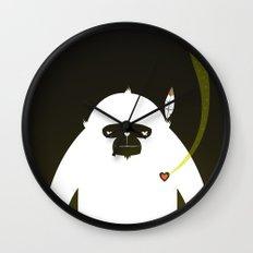 PERFECT SCENT - BIGFOOT 雪人 . EP001 Wall Clock