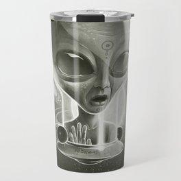 Alien IV (Decompressed) Travel Mug