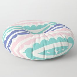 Mordidas Pop Floor Pillow