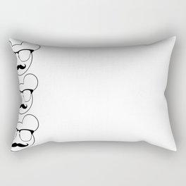 Mickey Nerd Rectangular Pillow