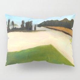 Landscape Series - Partly Cloudy Pillow Sham