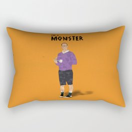 Arrested Development - Buster Bluth I'm A Monster Rectangular Pillow